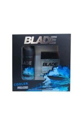 Blade Cooler Edt 100 Ml Deo 150 Ml Kofre Erkek Parfüm Seti