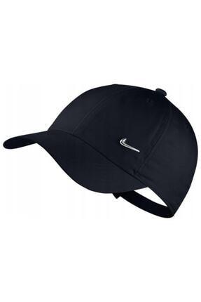 Nike Nıke Sportswear Metal Swoosh Logo Cap Şapka Cı2653-010
