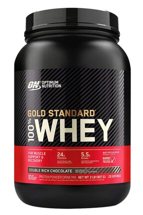 Optimum Nutrition Optimum Gold Standard Whey Protein Tozu 908 Gr Çikolata Aromalı