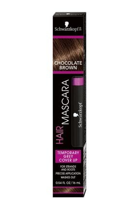 SCHWARZKOPF HAIR MASCARA Schwarzkopf Saç Maskarası Siyah Çikolata Kahve
