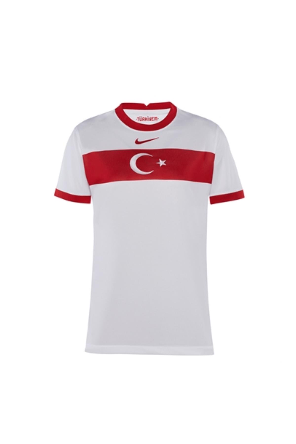 Nike Türkiye Milli Takım İç Saha Kadın Futbol Forması Euro 2020 - Euro2020