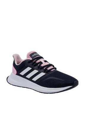 adidas RUNFALCON Siyah Kadın Koşu Ayakkabısı 100479435