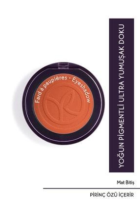 Yves Rocher Kadife Dokunuşlu Tekli Far - Mat Turuncu 2.3 gr