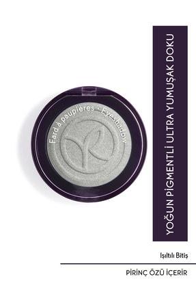 Yves Rocher Kadife Dokunuşlu Tekli Far - Işıltılı Gümüş 2.3 gr