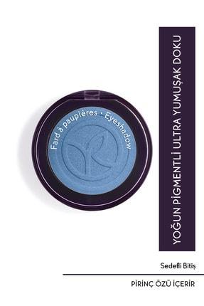 Yves Rocher Kadife Dokunuşlu Tekli Far - Sedefli Mavi Sedir 2.3 gr