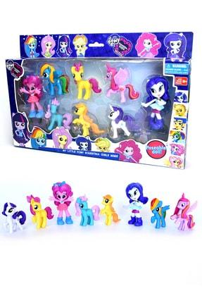 MY LITTLE PONY Equestria Girls Pony Insan Ve At 8 Li Set