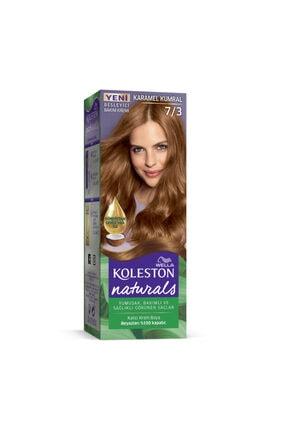 Koleston Naturals Boya 7/3 Karamel Kumral