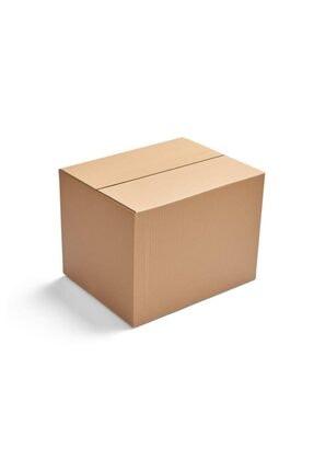 1001 Ambalaj Koli Kutu Boş Karton Koli 80 X 50 X 50 Büyük Boy 5 Li (B0XX)