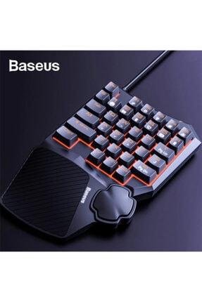 Baseus Gamo One-handed Tek El Mini Oyuncu Klavyesi Game Keyboard