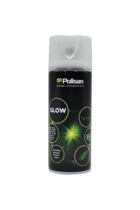 Polisan Sprey Boya Glow 400 Ml Karanlıkta Parlayan Fosforlu Boya