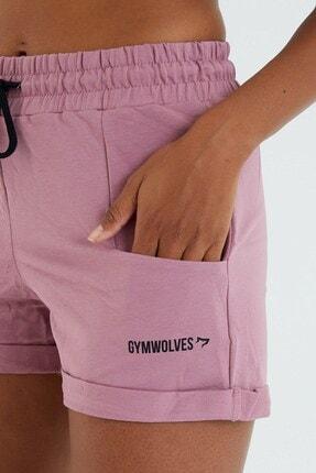 Gymwolves Kadın Spor Şort | Comfort Serisi | Woman Sports Sorts