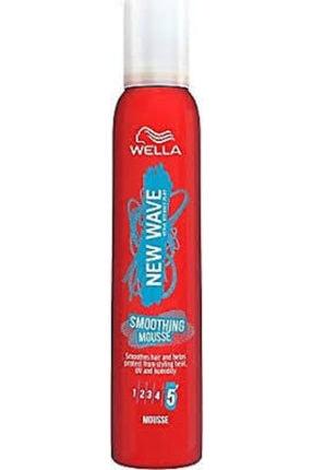 Wella New Wave Smoothing Saç Köpüğü No5 - 200ml