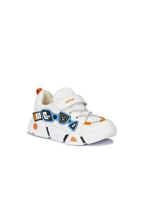 Vicco Kaju Unisex Çocuk Beyaz Spor Ayakkabı