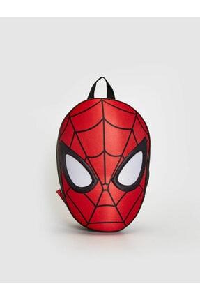 Vk&Vk 3d Kabartmalı Anaokulu Kreş Ve Günlük Kullanım Çantası Örümcek Adam Sırt Çantası