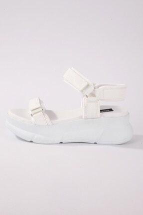 Tinka Bell Shoes 4945 Kadın Sandalet Beyaz