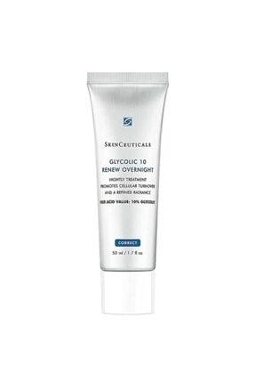 SkinCeuticals Glycolic 10 Renew Overnight 50 ml