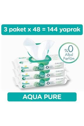 Prima Aqua Pure Islak Havlu -144 Yaprak
