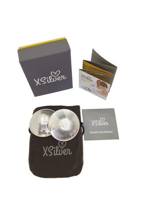 XSilver Koruyucu Gümüş Göğüs Kapakları