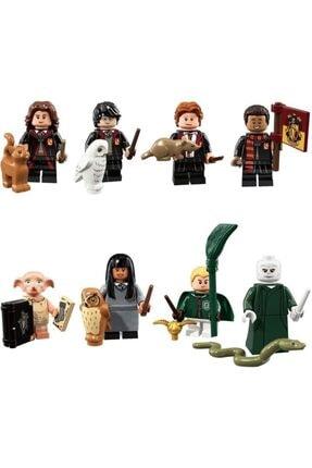 Legoedly Harry Potter Mini Figür Serisi Set Halinde Hermione Harry Potter Ron Dean Thomas Dobby Cho Draco