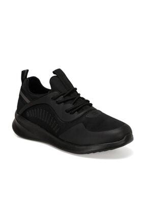 FORESTER EC-1085 Siyah Erkek Kalın Taban Sneaker Spor Ayakkabı 100569789