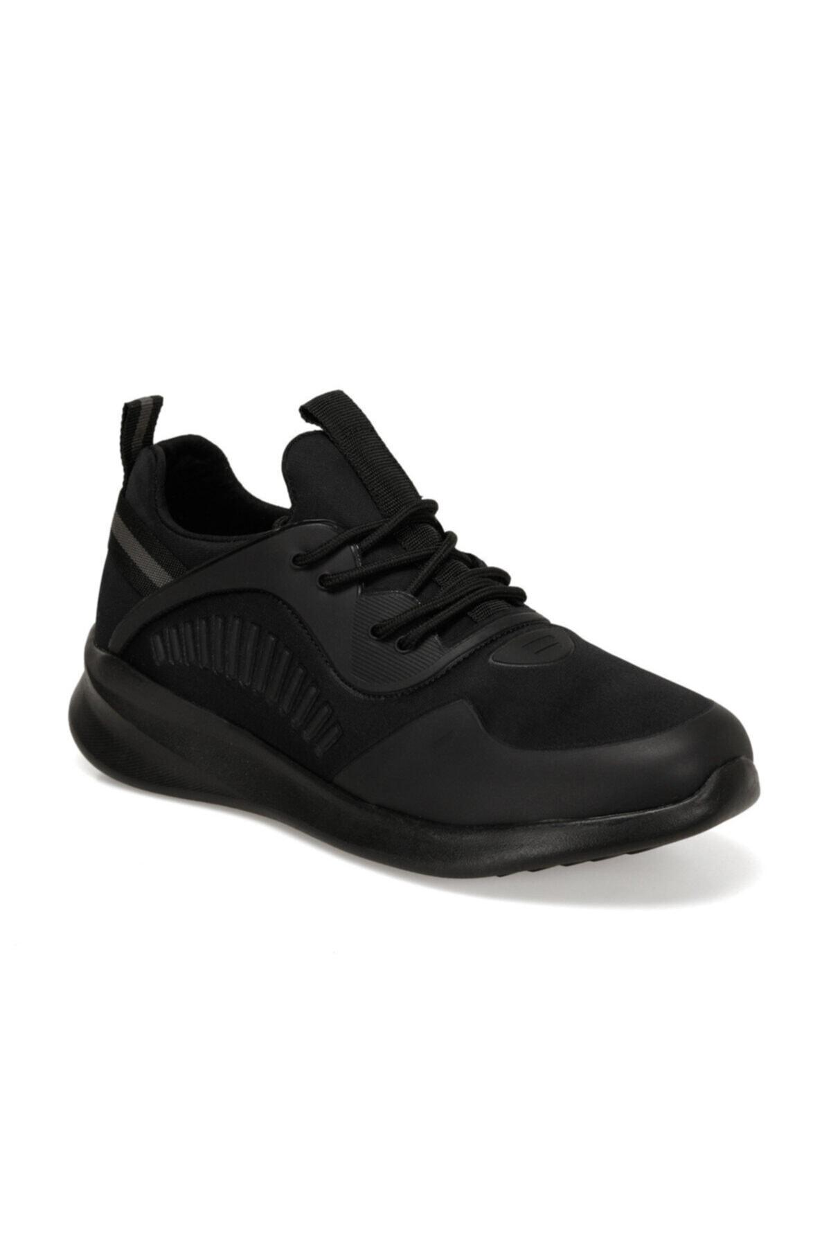 FORESTER EC-1085 Siyah Erkek Kalın Taban Sneaker Spor Ayakkabı 100569789 1