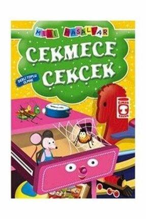 Timaş Yayınları Mini Masallar-14 Çekmece Çekçek ( Derli Toplu Olmak ) | Şokuh Gasemnia | Timaş Yayınları