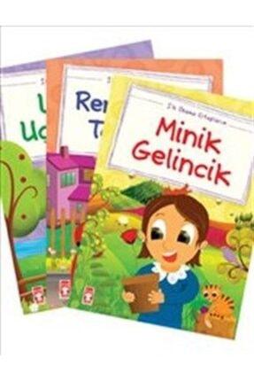 Timaş Yayınları Ilk Okuma Kitaplarım ( 10 Kitap ) | Mustafa Orakçı | Timaş Yayınları