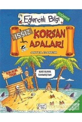 Timaş Yayınları Eğlenceli Coğrafya-ıssız Korsan Adaları | Anita Ganeri | Timaş Yayınları