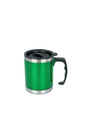 Cooker Paslanmaz Çelik Kupa Termos Yk1050-yeşil