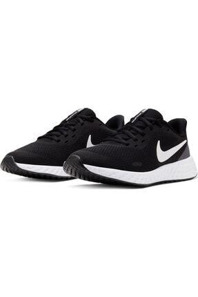 Nike Kadın Siyah Bağcıklı Yürüyüş Ayakkabısı Bq5671-003