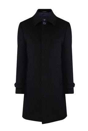 W Collection Erkek Siyah Palto