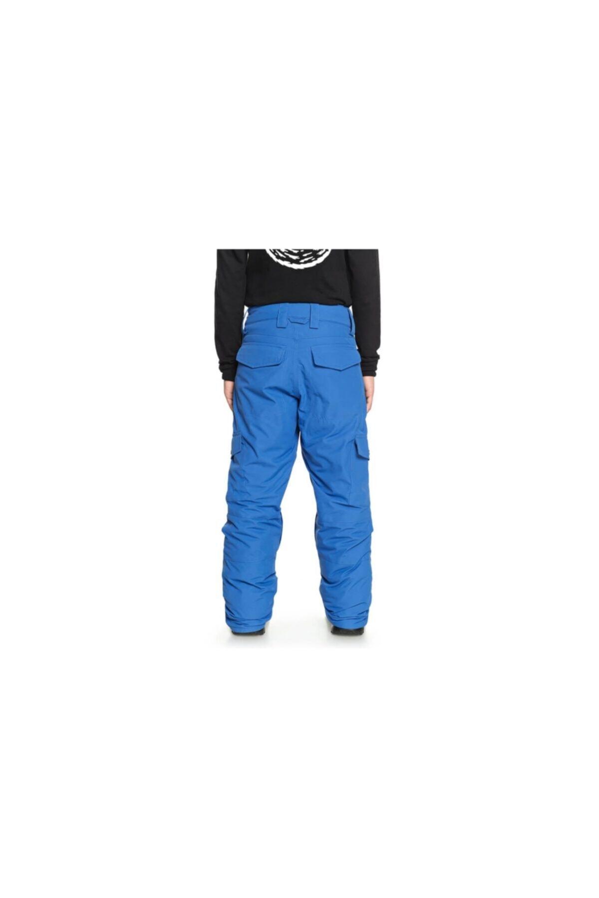 Quiksilver Çocuk  Mavi Porter Youth Kayak/snowboard Pantolonu 2