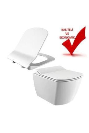 Creavit Eg321 Elegant Asma Klozet+ Soft Kapak Kc5030