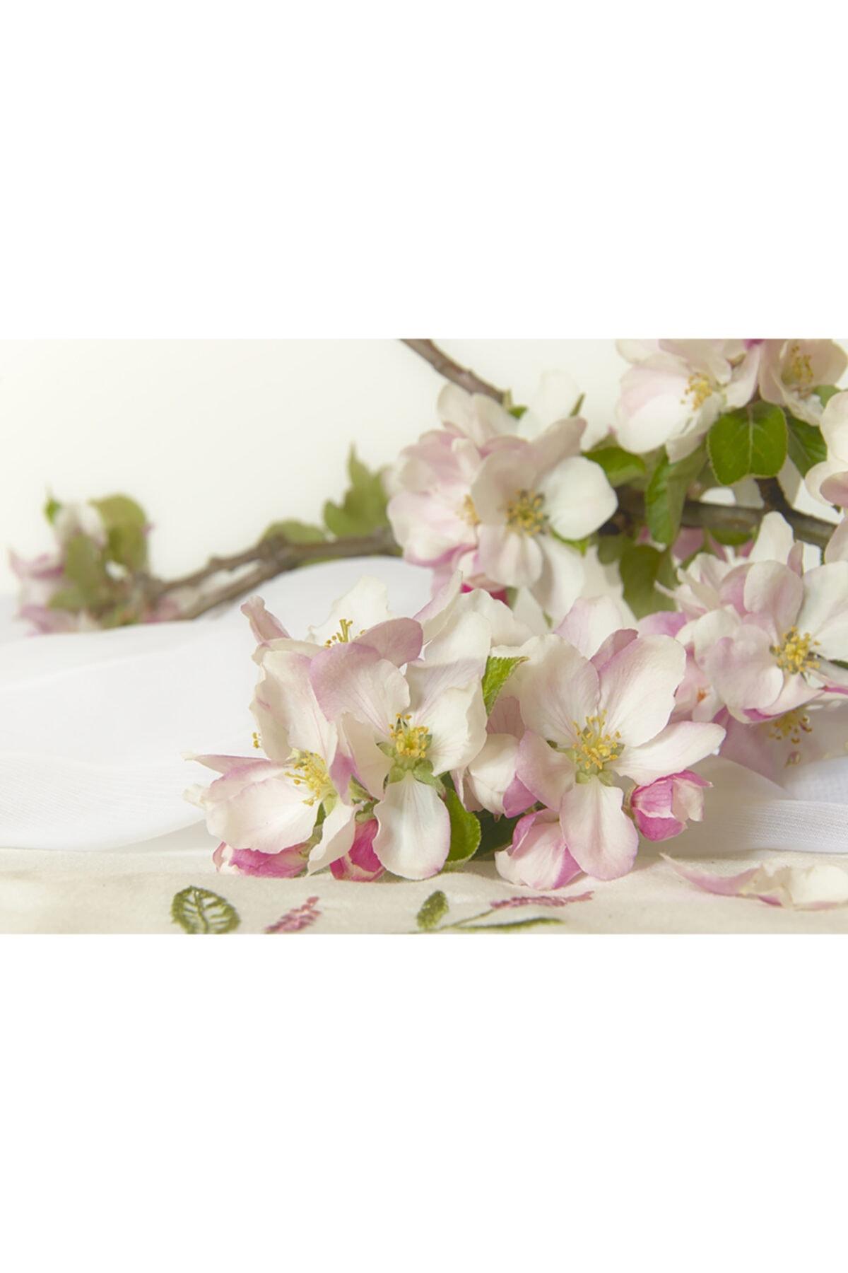 ELF Çiçekler Amerikan Servis 4 Lü 1