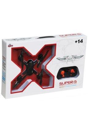 Vardem Işıklı Drone Helikopter Kutulu -chanal 2.4 Ghz