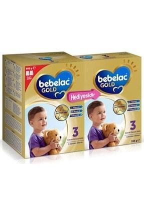 Bebelac Gold 3 Çocuk Devam Sütü 900 gr +350 gr 1 Yaşından İtibaren