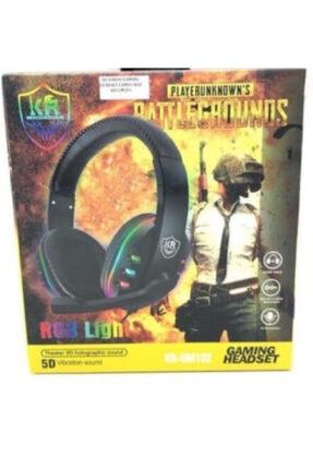 KR Gm102 Profesyonel Işıklı Oyuncu Kulaklığı