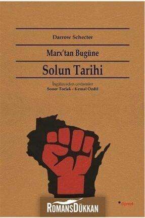 Dipnot Yayınları Marx'tan Bugüne Solun Tarihi