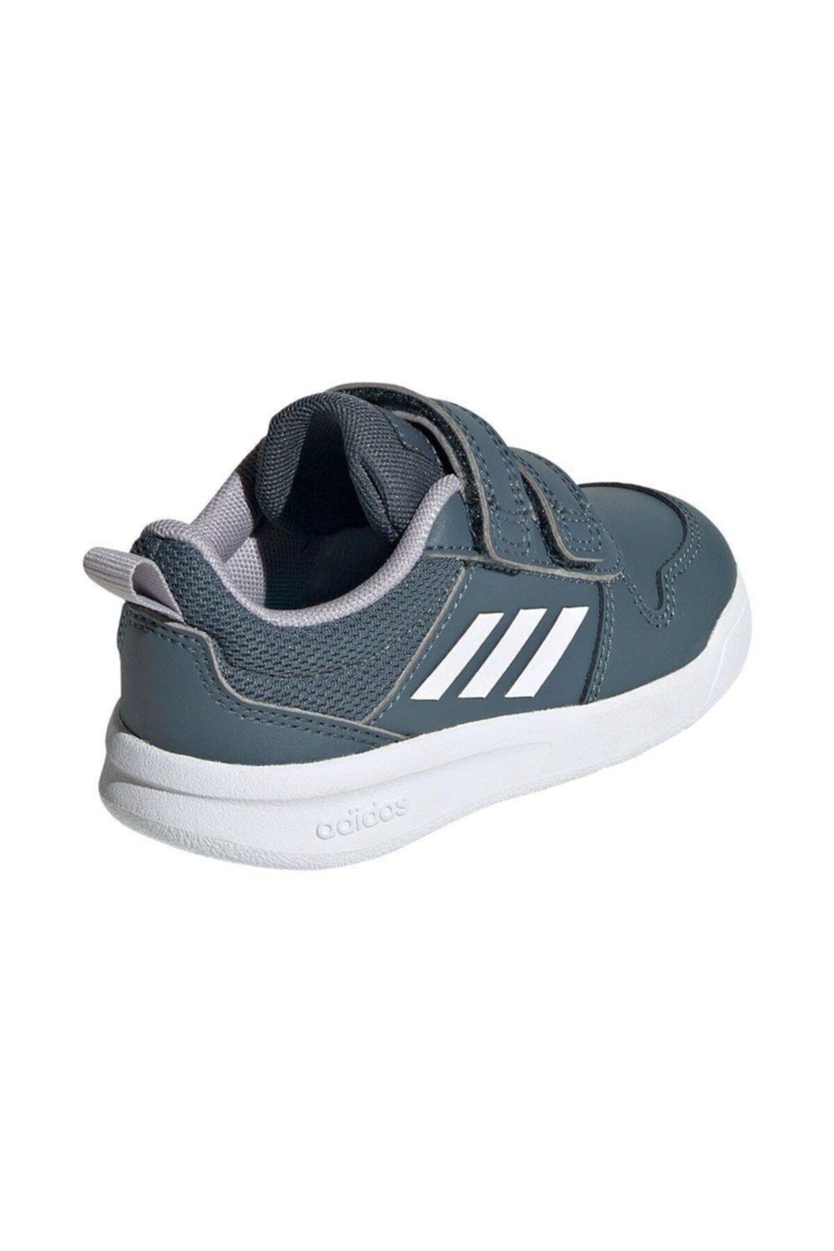 adidas TENSAUR I Koyu Gri Erkek Çocuk Koşu Ayakkabısı 100663759 2