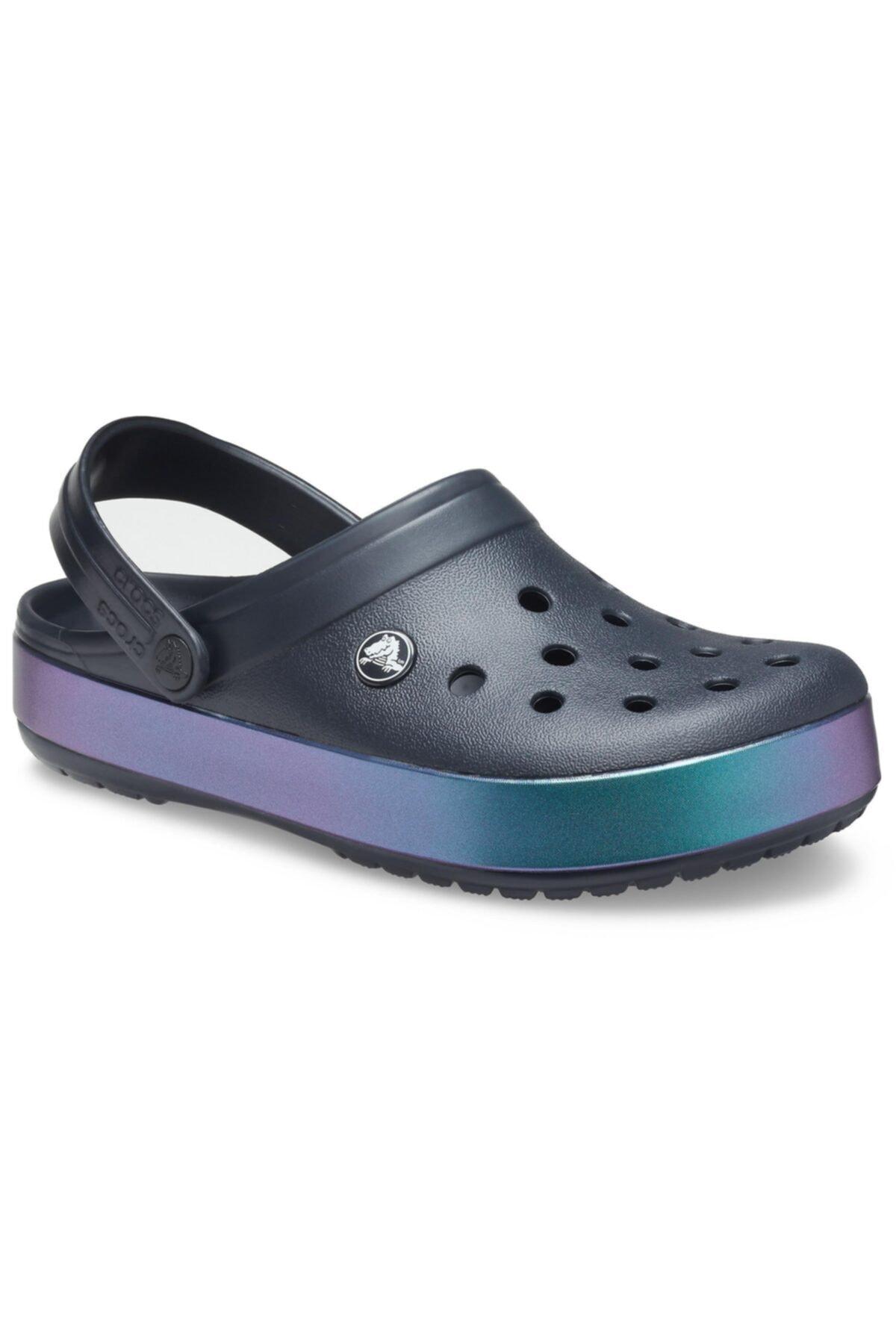 Crocs Irıdescent Band Spor Terlik Sandalet 1