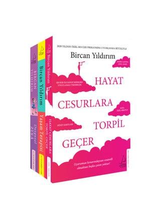 Destek Yayınları Bircan Yıldırım 3'lü Kitap Set