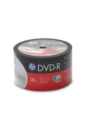 HP Boş DVD-R 16x 120dk.4,7gb 50lı Spındle (dme00070-3)