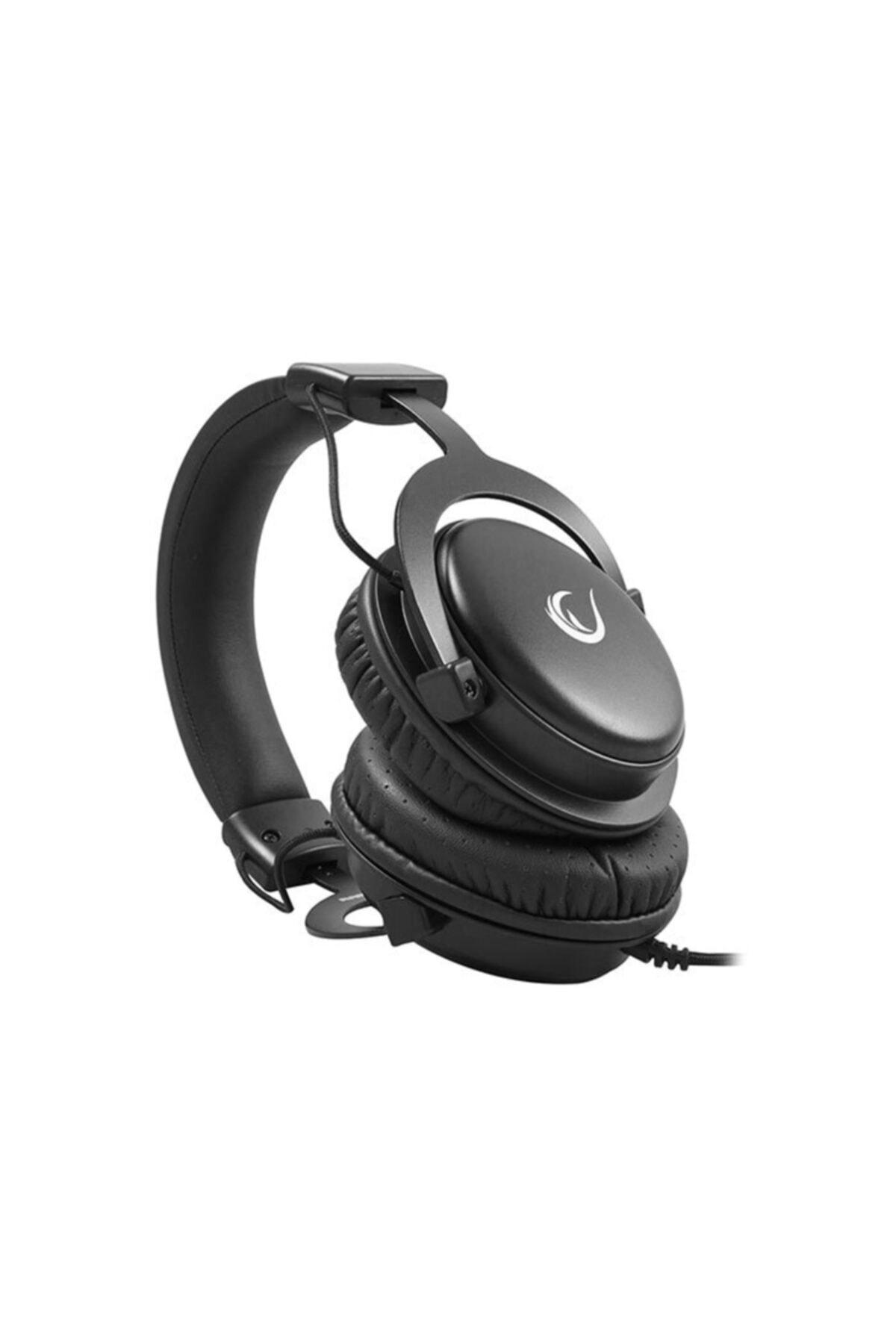 Rampage R36 Drop 7.1 Gaming Mikrofonlu Kulaklık - Siyah 2