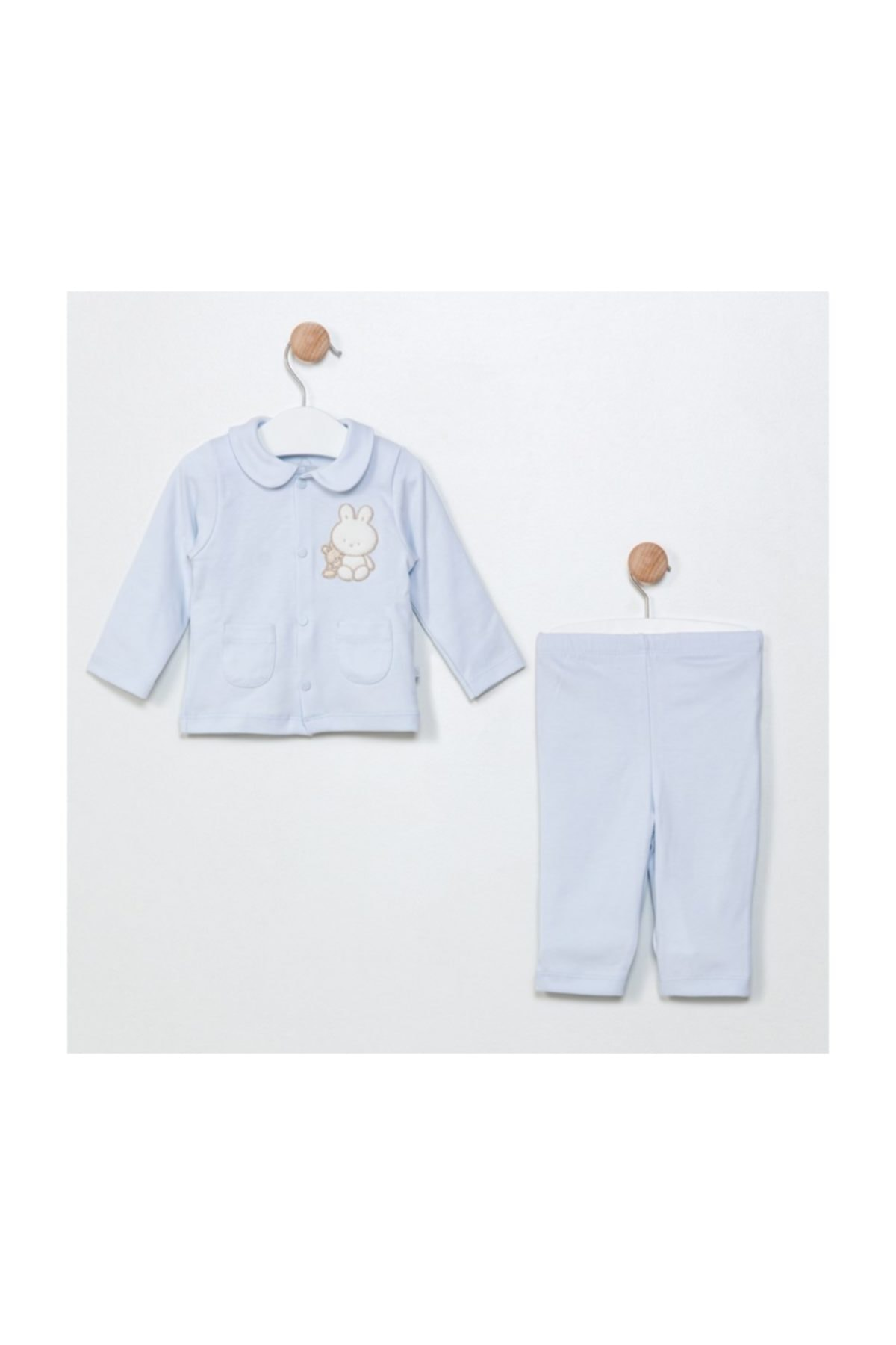 Funna Baby Ceket Pantolon - Grande Famiglia - Mavi 1