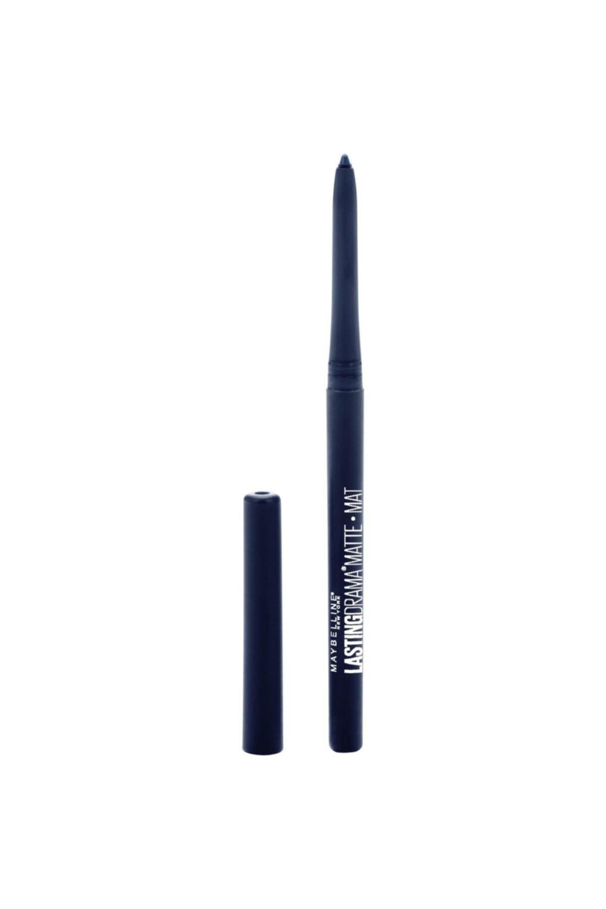 Maybelline New York Mat Eyeliner - Lasting Drama Carbon Matte 820 Lapis Navy 3600531509163 1