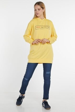 Loreen Tunik-sarı 30092-29
