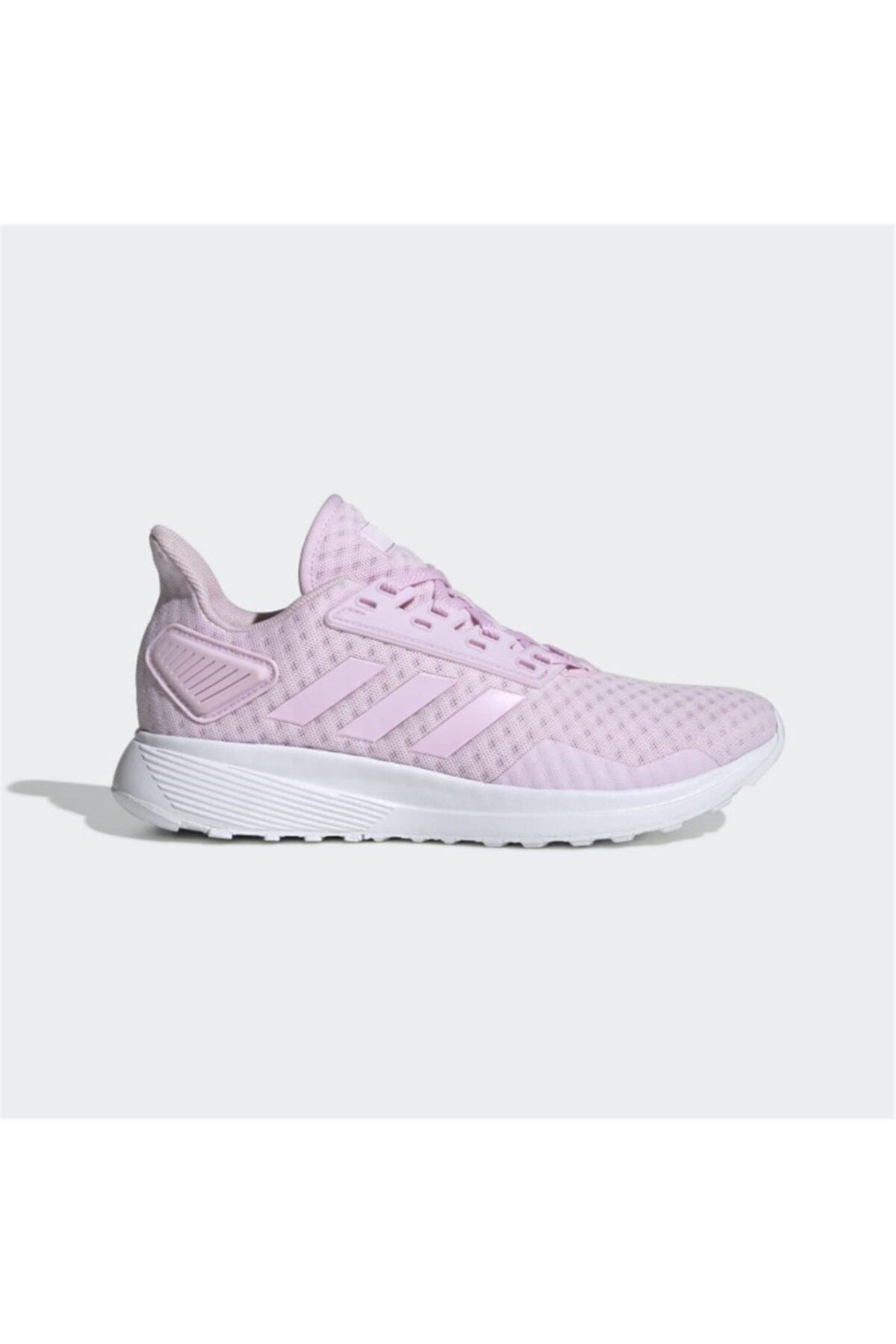 adidas DURAMO 9 Pembe Kadın Sneaker Ayakkabı 100575520 1