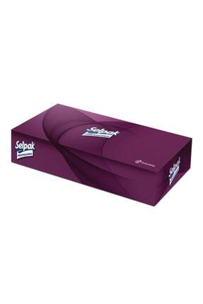 Selpak Professional Extra Kutu Mendil 80 Yaprak Koli Içi 24 Paket