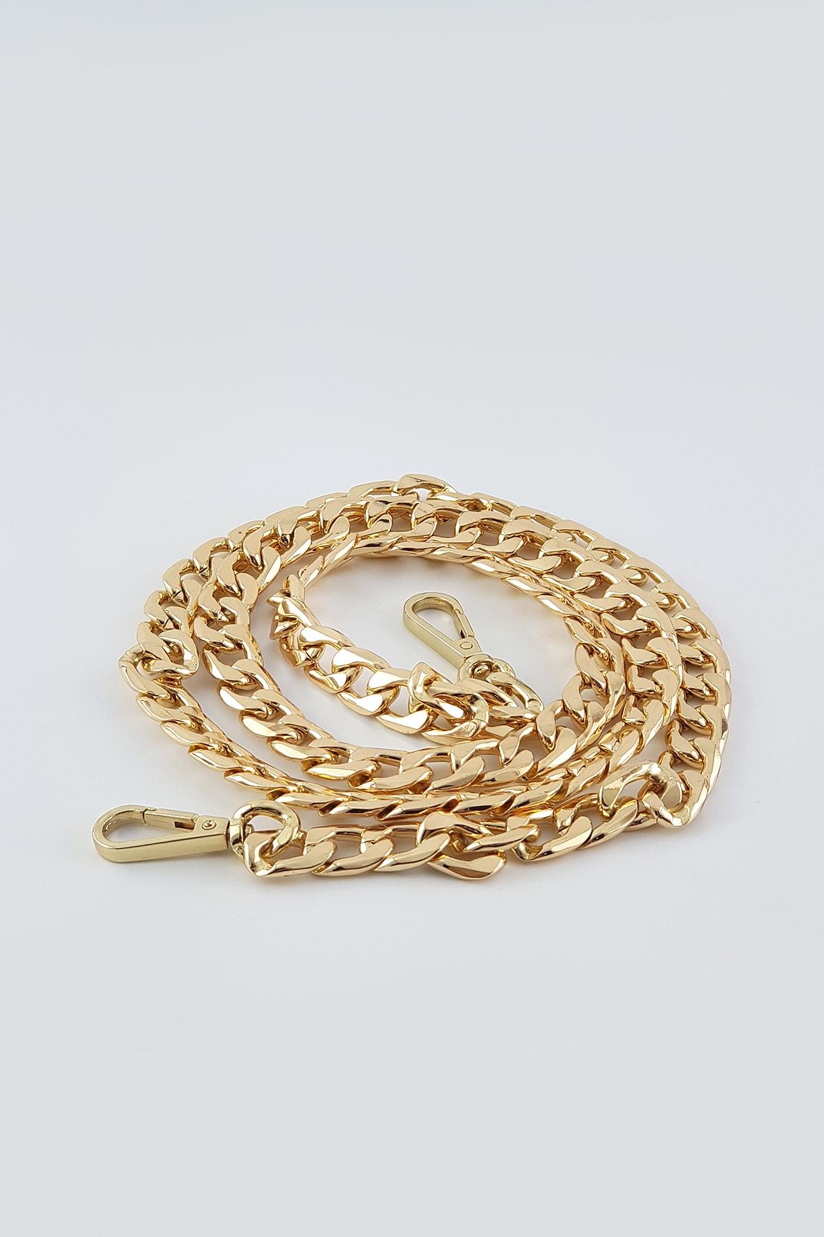 FAEN Gold Zincir Çanta Askısı 2