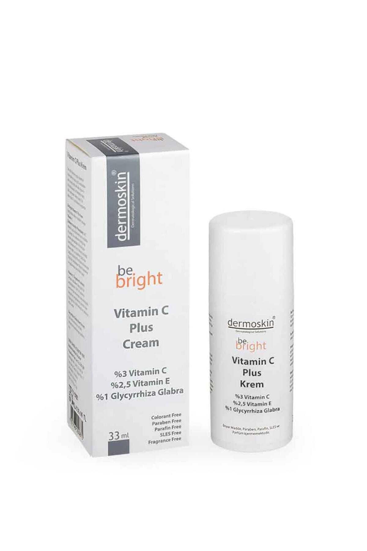 Dermoskin Be Bright Vitamin C Plus Krem 33 Ml 8697796000875 1